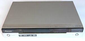 Pioneer DVR-560HX 160GB HDD DVR Silver Excellent Condition (no remote)