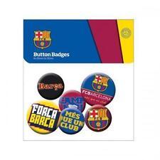 FC Barcelona European Clubs Football Badges & Pins