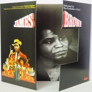 JAMES BROWN - BLACK CAESAR - LP VINYL NEW Die Cut ALBUM - Down & Out In New York