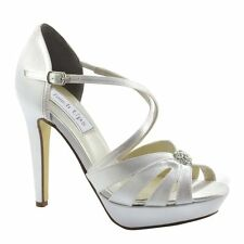 Women's Clubwear Satin Shoes