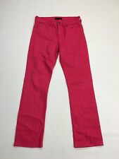 Women's Tommy Hilfiger Jeans - W28 L32 - Pink Wash - Great Condition