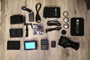 """SmallHD DP4 4.3"""" On-Camera LCD Field Monitor EVF With Many Extras"""