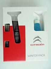 Genuine Citroen Winter Car Care Pack Kit - Autumn & Winter Essentials