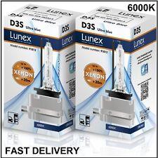 2 x D3S NEU Stück LUNEX 6000K HID XENON BRENNER kompatibel mit 66340 9285304244