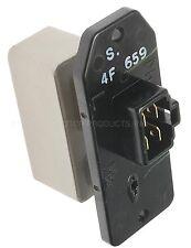 NEW HEATER AC HVAC BLOWER MOTOR FAN RESISTOR FITS DODGE JEEP RAM 4720278 RU109