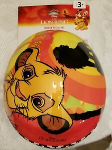 Bell Disney the Lion King Toddler Bike Helmet  Brand New - Ages 3 Plus - Bicycle