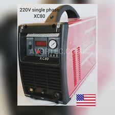 80amp Avortec Xc80 Plasma Cutter Single Phase 220vcnc Table Readytorch Ipt 80