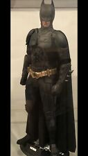 Hot Toys DX 12 The Dark Knight Rises Batman 1/6 Scale Figure with Custom Cape