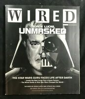 WIRED MAGAZINE - May 2005 - GEORGE LUCAS / Darth Vader / Apple / Jetblue