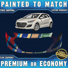 NEW Painted To Match - Front Bumper Replacement for 2013-2017 Hyundai Elantra GT