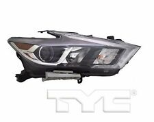TYC NSF Right Side LED Headlight For Nissan Maxima 2016-2018 Models