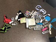 Nintendo Wii accessories and controls, bundle job lot