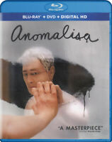 ANOMALISA (BLU-RAY + DVD + DIGITAL HD) (BLU-RAY) (BLU-RAY)