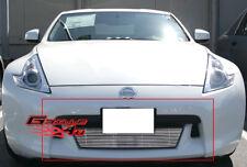 Fits 09-11 2011 Nissan 370Z 370 Z Lower Bumper Billet Grille