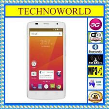 "UNLOCKED TELSTRA SLIM PLUS ZTE BLADE L5+3G 5"" ANDROID+8GB+WIFI HOTSPOT+EASY USE"
