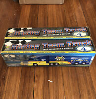 2 NEW IN BOX Vintage 1997 SUNOCO RACING TEAM TRUCK 4th in Series Read Desc!