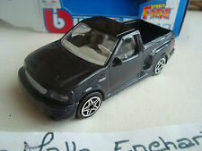 in miniatura b burago ford svt F 50 1/43 nuova in scatola nero pick up 4x4