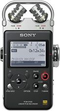 Sony PCM-D100 Solid State Flash Recorder WITH OUR 3-YEAR EXTENDED WARRANTY