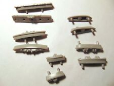 BATTLESHIP Game replacement parts pieces - 10 BOATS / SHIPS