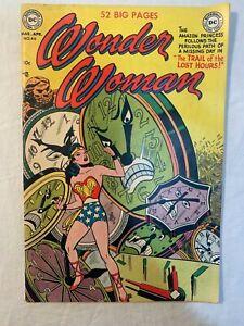 Wonder Woman # 46 SOLID COPY Ungraded