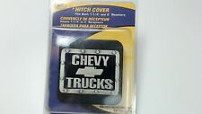 "Valley Industries Hitch Cover - Chevy Trucks - Fits 1-1/4"" & 2"" Receivers"