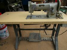 Pfaff 145 H4-6/01 Clmn-P Industrial Sewing Machine Walking Foot Made in Germany