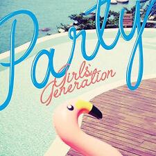 K-pop Girls' Generation - Party (Single Album) (SNSD02S)