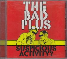 THE BAD PLUS - suspicious activity CD