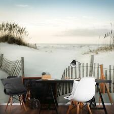 Fotomurale Carta da Parati in TNT Pelicola adesiva Mare Spiaggia c-B-0358-a-a