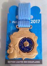 DLRP Pin - runDisney -  Half Marathon 2017 –Bibbidi-Bobbidi-Boo Challenge medal