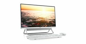 DELL All In One PC Inspiron 27 Zoll FullHD Display Intel Quad-Core i7 AIO SSD