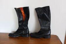 Diana Ferrari Zip Low (3/4 in. to 1 1/2 in.) Boots for Women