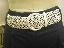 Unbranded Wide Belts for Women with Plaited