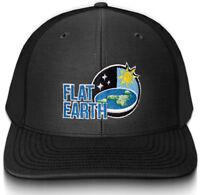 Flat Earth Cap, Earth is flat, Firmament, NASA Lies, NWO, Hat, Beanie, Sheol