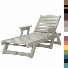 Pawleys Island Chaise Lounge Poolside Poly Durawood Outdoor Furniture