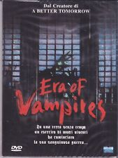 Dvd **ERA OF VAMPIRES** nuovo digibook 2002