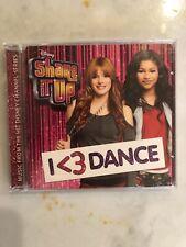 Disney Shake It Up 3: I <3 Dance Audio CD Target Exclusive NEW