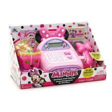 Disney Minnie Mouse Bowtique Electronic Cash Register Till Interactive Playset