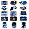3D Sky Planet Galaxy Floor/Wall Stickers Removable Home Decor Mural Art Decal er