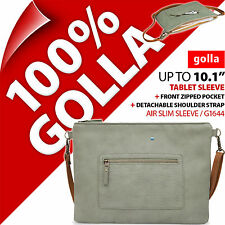 "Golla 10.1"" Air Sottile Tablet Manica per Custodia Portatile con Staccabile"