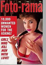 Foto-Rama magazine--Feb. 1960-----557