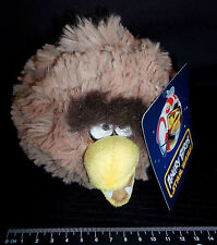 "CHEWBACCA BIRD - BNWT - OFFICIAL ROVIO 5"" ANGRY BIRDS COLLECTION - STAR WARS"