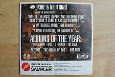 CD - Oxide & Neutrino Exclusive Enhanced Sampler 5 Tracks