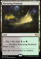 Nurturing Peatland | NM/M | Modern Horizons | Magic MTG