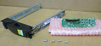 EMC 005049238 Drive Caddy Tray & 250-135-900D SATA to Fibre Channel Interposer