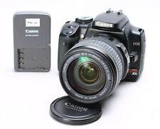 CANON EOS DIGITAL REBEL XTi / EOS 400D 10.1MP CAMERA W/ EF-S 17-85mm IS USM LENS
