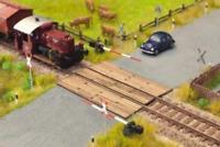 Noch 14305 OO/HO Gauge Wooden Plank Crossing Laser Cut Minis Kit