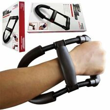 Forearm Wrist Arm Strength Exerciser Hand Gripper Fitness Training Power Workout