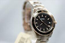 FOSSIL Damenuhr ES3090 Stella Uhr top design Kunststoff in Alphornoptik EDEL NEU