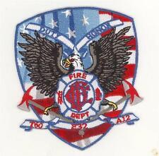 Illinois Chicago Tower 60 Engine 32 Ambulance 12 Patch